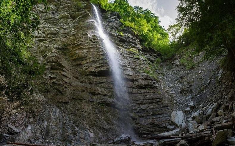 Водопад Перун Туапсе