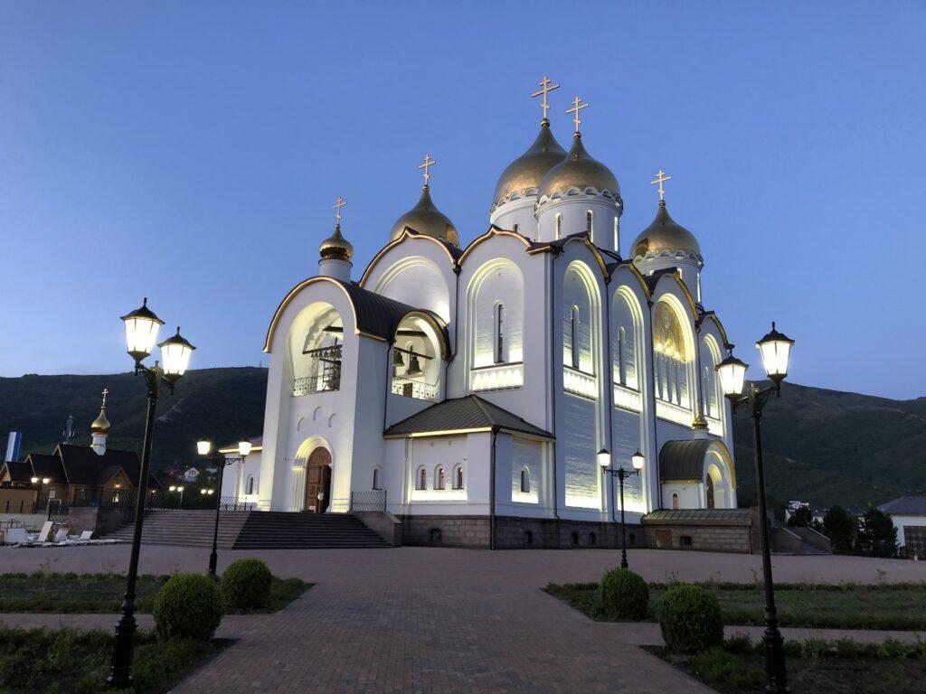 Андреевский собор Геленджик