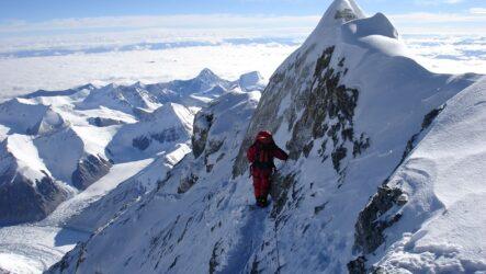 Эверест откроют туристам в сентябре