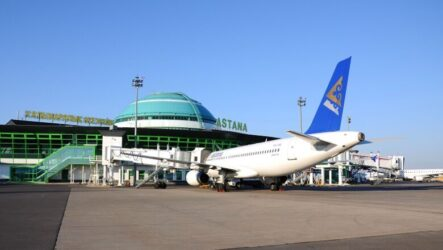 Казахстан возобновляет полеты в Россию с 17 августа