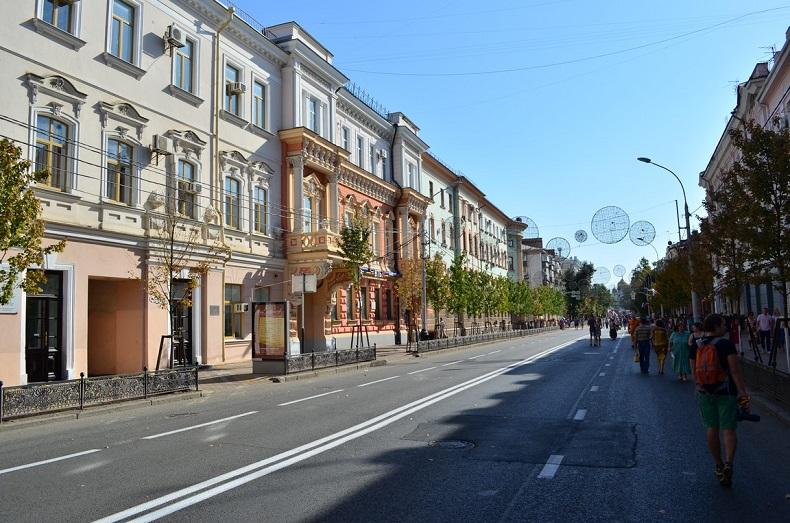 Красная улица Краснодар