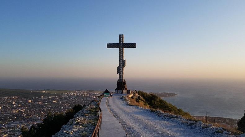 Поклонный крест Геленджик