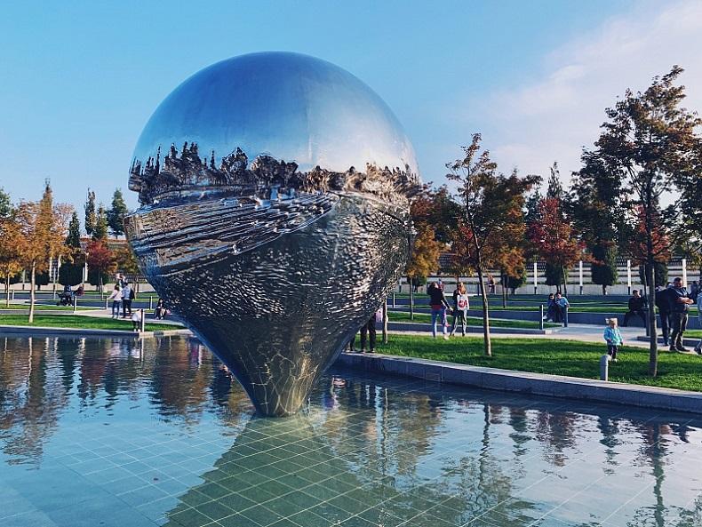 Скульптура Геолокация