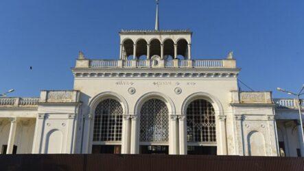 В Абхазии возобновляется железнодорожное сообщение