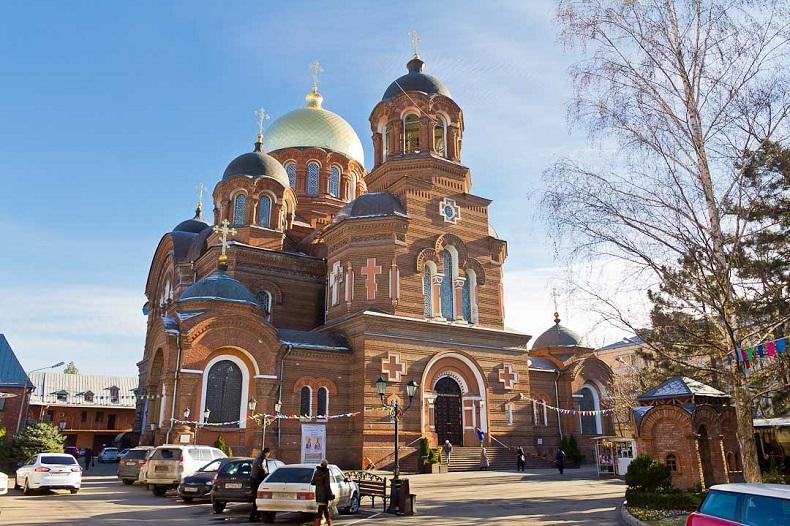 Свято-Екатериниский собор Краснодар
