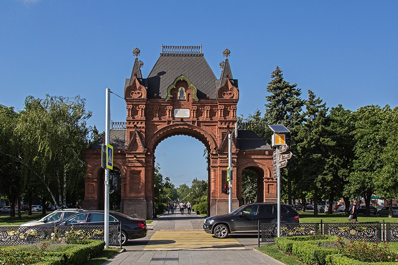 Царские ворота Краснодар