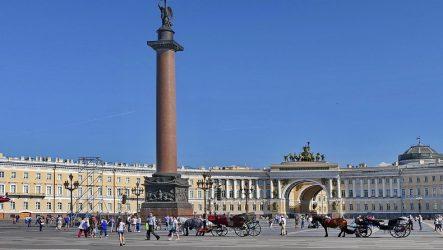 В Санкт-Петербурге масштабно отметят День туризма 26-27 сентября
