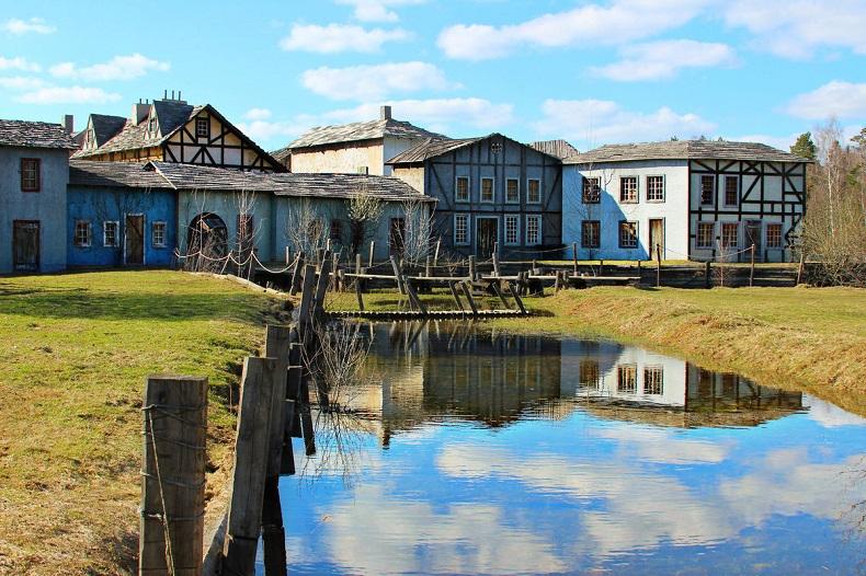 Киногород Piligrim Porto