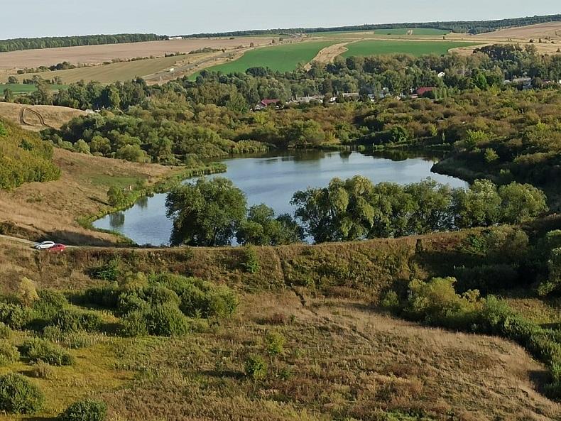Алексеевский пруд