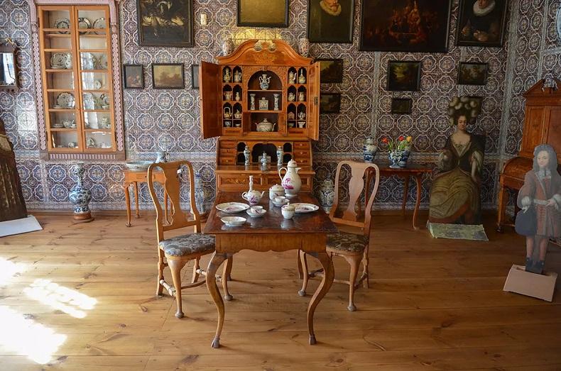 Голландский домик в Кусково