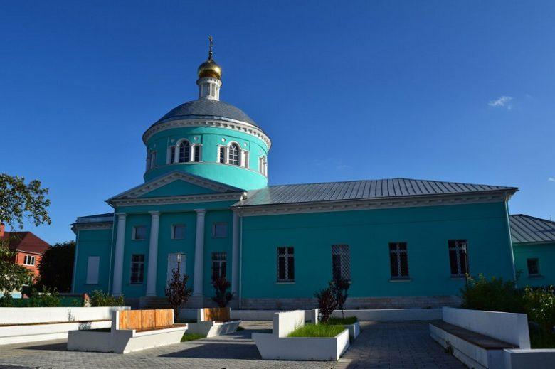 Храм Николы Ратного