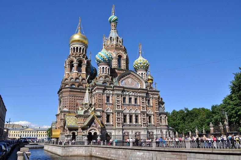 Самые прекрасные храмы России