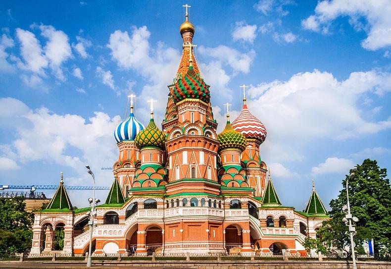 Самые красивые церкви России
