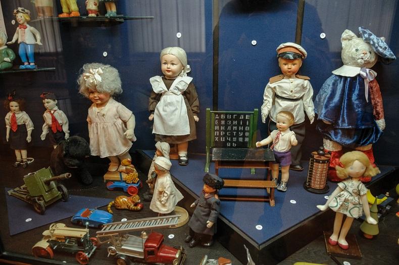 Музей игрушки Сергиев Посад