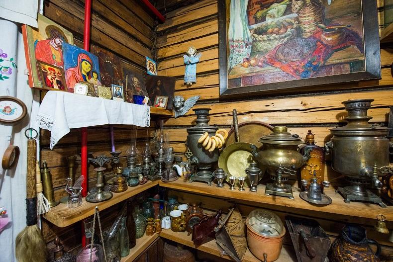 Музей крестьянского быта Сергиев посад