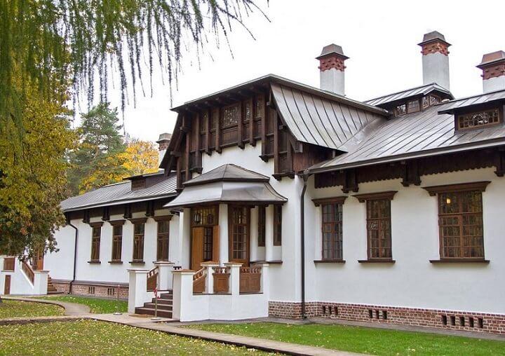 Дом-музей Морозовых