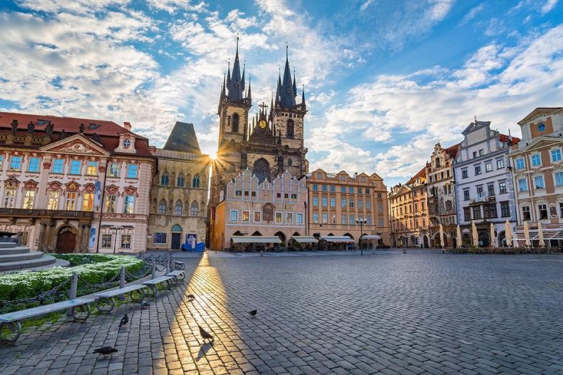 Чехия запретила въезд иностранным туристам