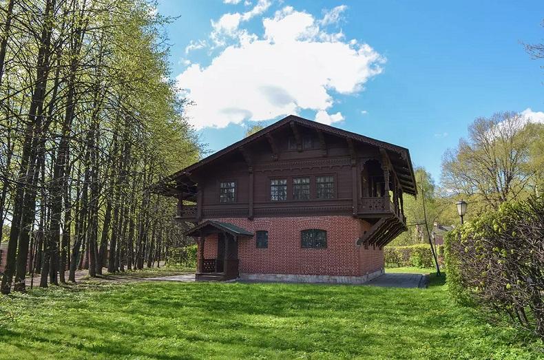 Швейцарский домик Кусково