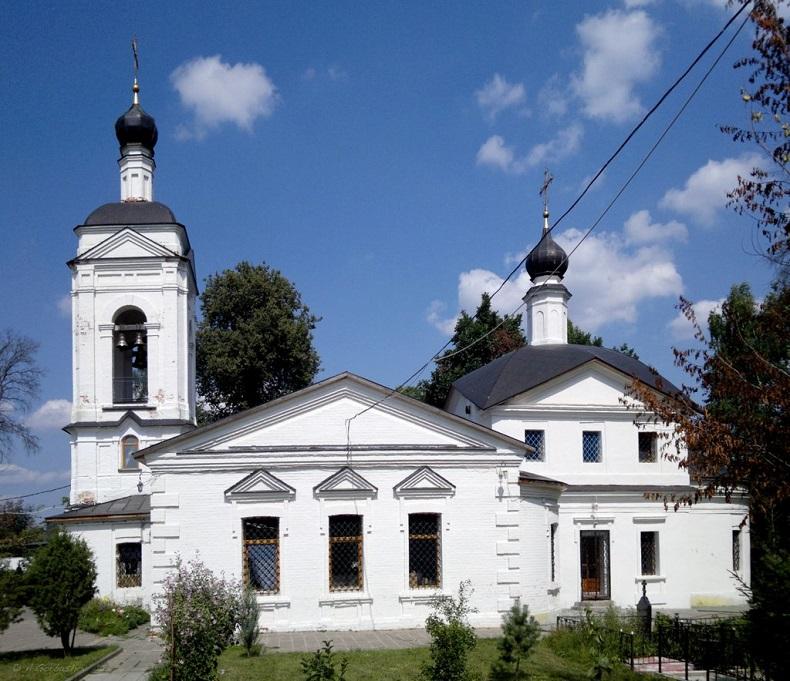 Церковь Алексия Середниково