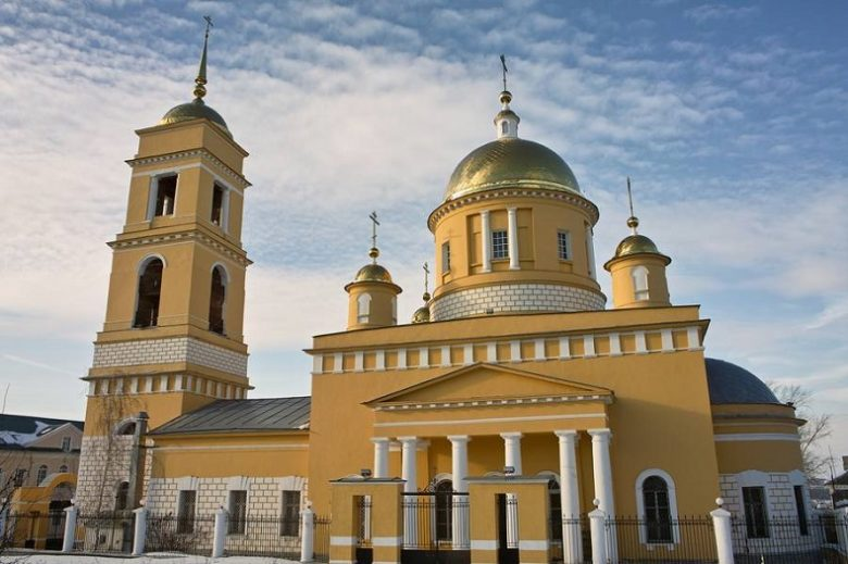 Успенский собор Кашира