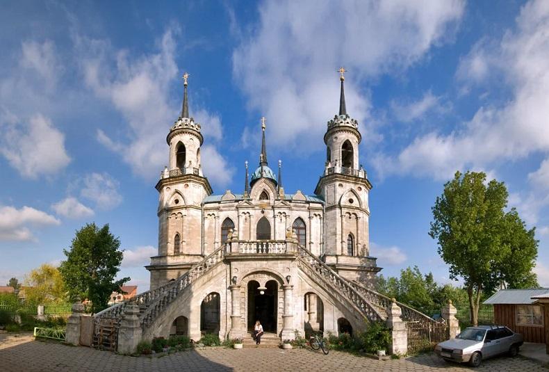 Владимирская церковь Быково