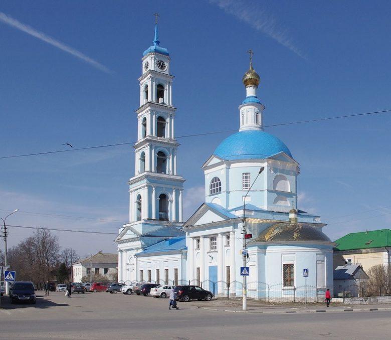 Введенская церковь Кашира