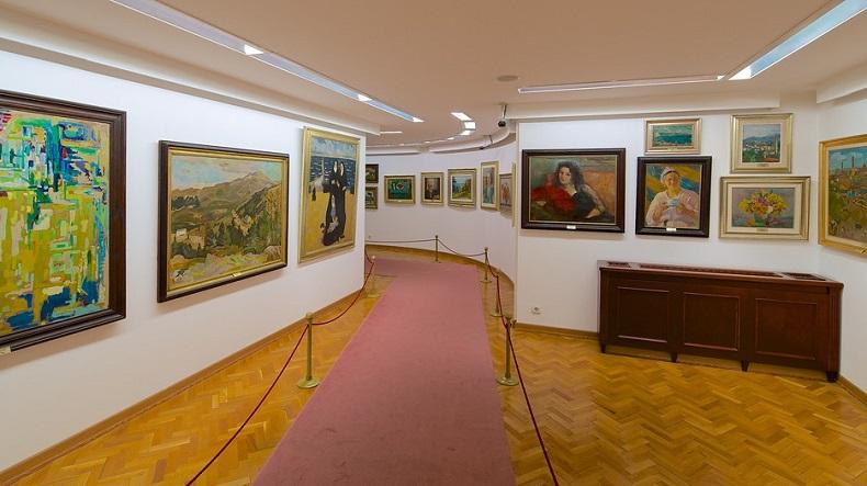 Музей изобразительного искусства Анкара