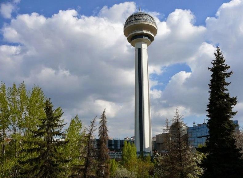 Башня Атакуле