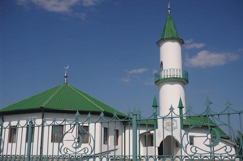 мечеть айгуль березовский