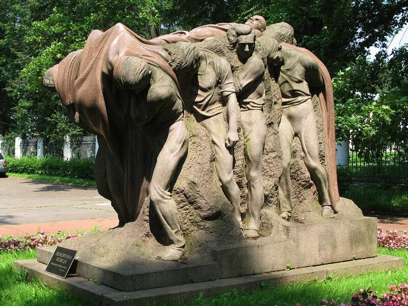 Похороны вождя Меркуров