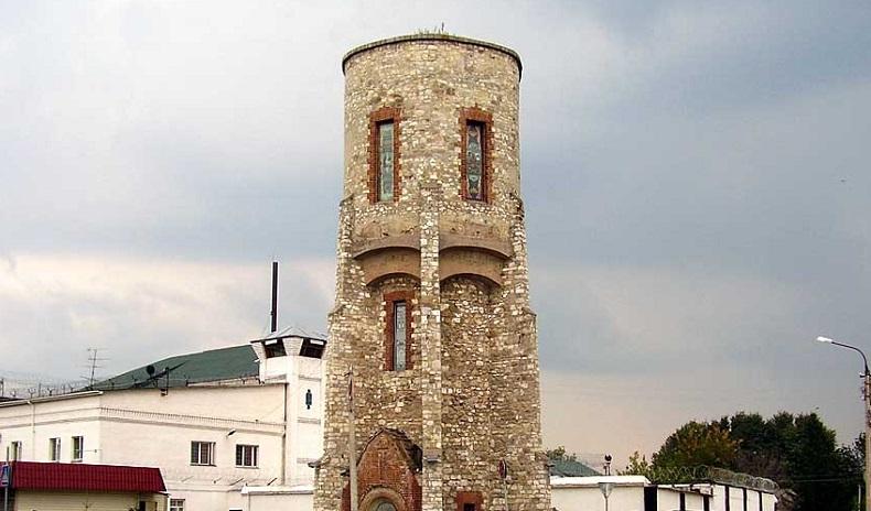 Водонапорная башня Кашира