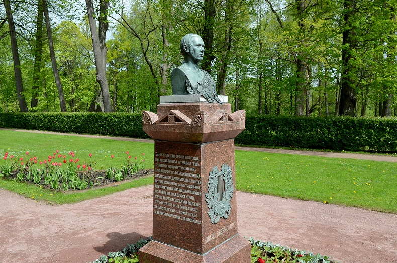 Памятник Петру Вяземскому