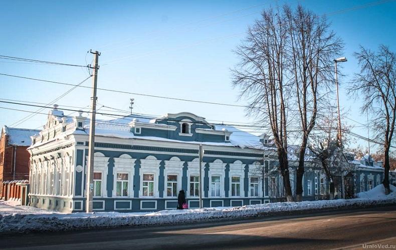 Дом купца Гавриила Рожкова