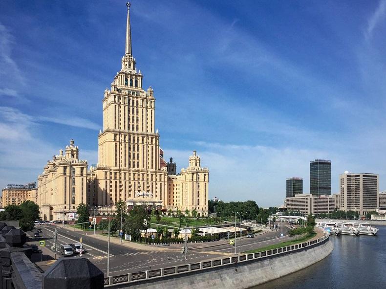 Гостиница Украина Москва