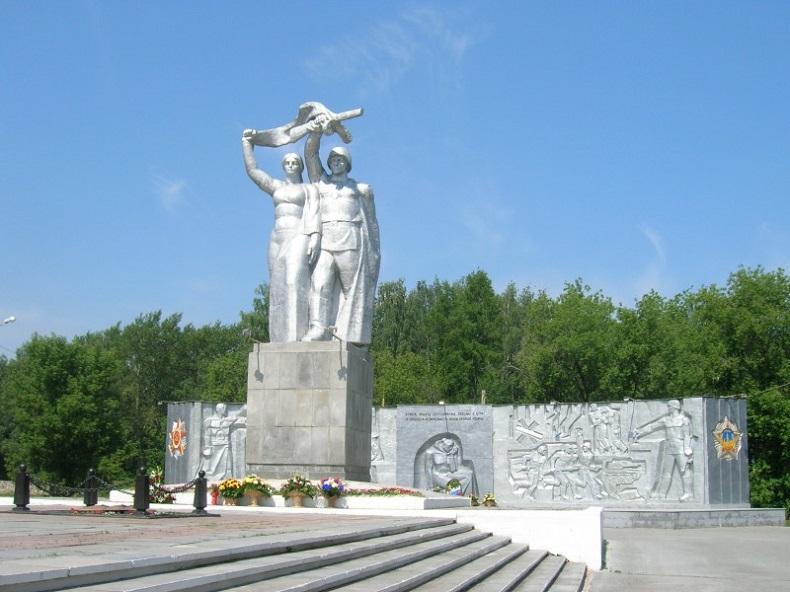 Парк Победы Березовский
