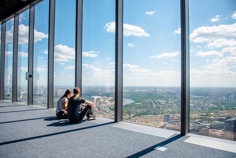 Панорама 360 Москва-Сити