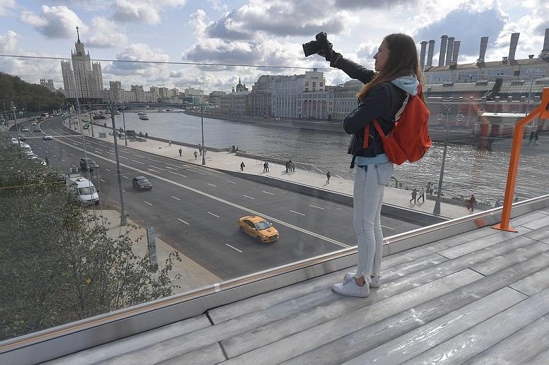 Смотровые площадки Москвы: Москва с высоты