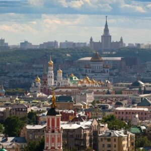 Главные смотровые площадки Москвы: Москва с высоты
