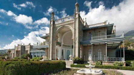Дворцы Крыма: самые красивые дворцы ЮБК