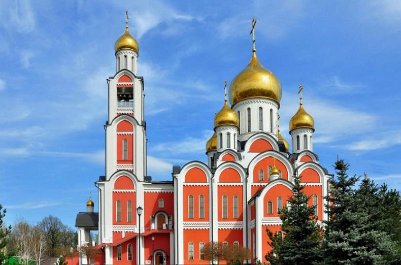 Георгиевский собор Одинцово
