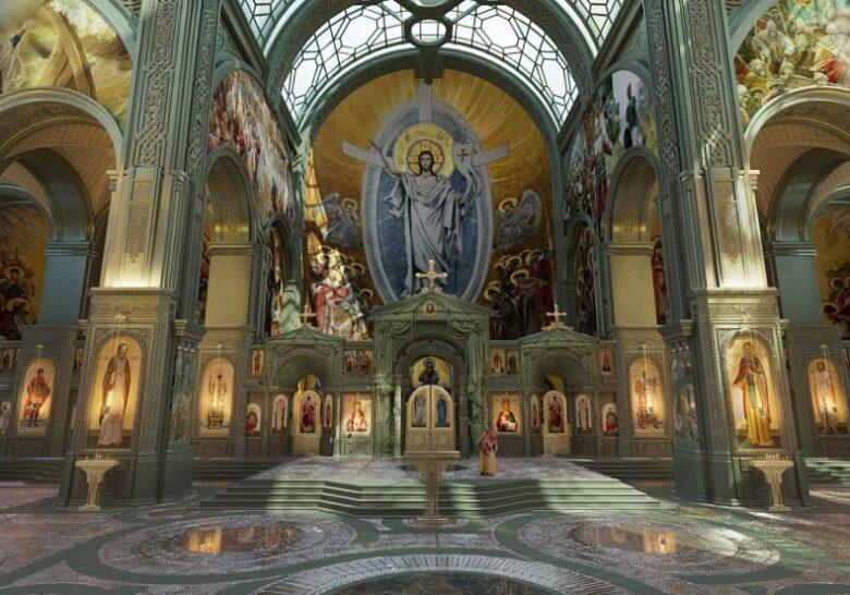 Храм Минобороны РФ