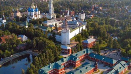 Достопримечательности Сергиева Посада: лавра, музеи, архитектура