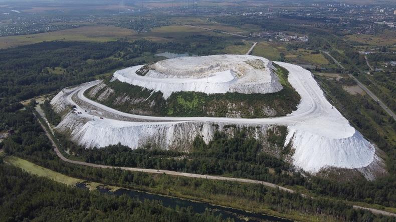 Белая гора Воскресенск