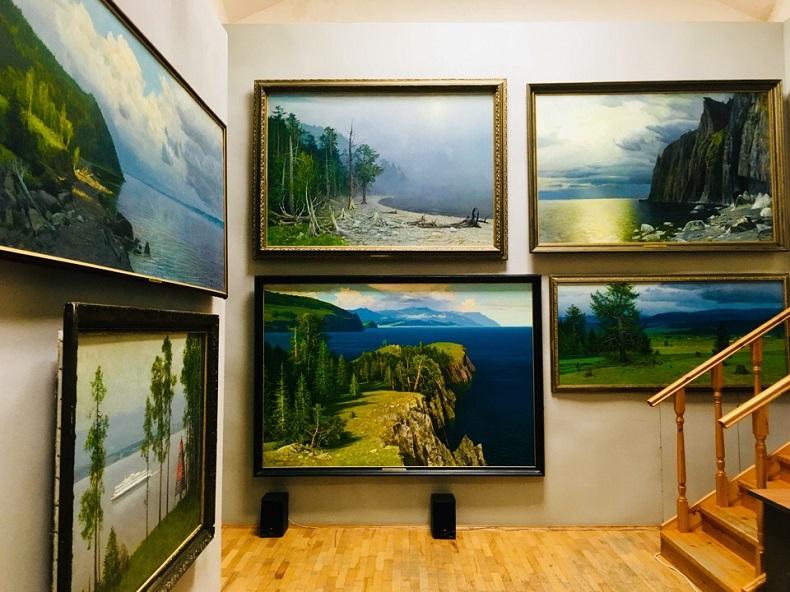 Картинная галерея пейзажей им П.М. Гречишкина