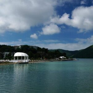 Достопримечательности Абрау-Дюрсо: винзавод и озеро Абрау