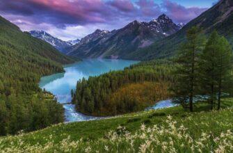 Главные достопримечательности горного Алтая