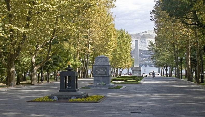 Площадь Героев Новороссийск