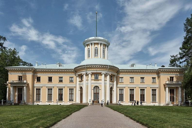 Большой дворец архангельское