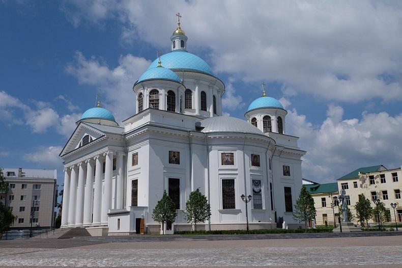 Казанский собор Казань