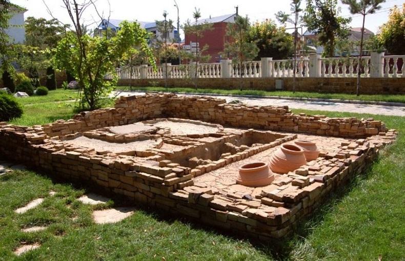 Музей виноградарства и виноделия Тамань